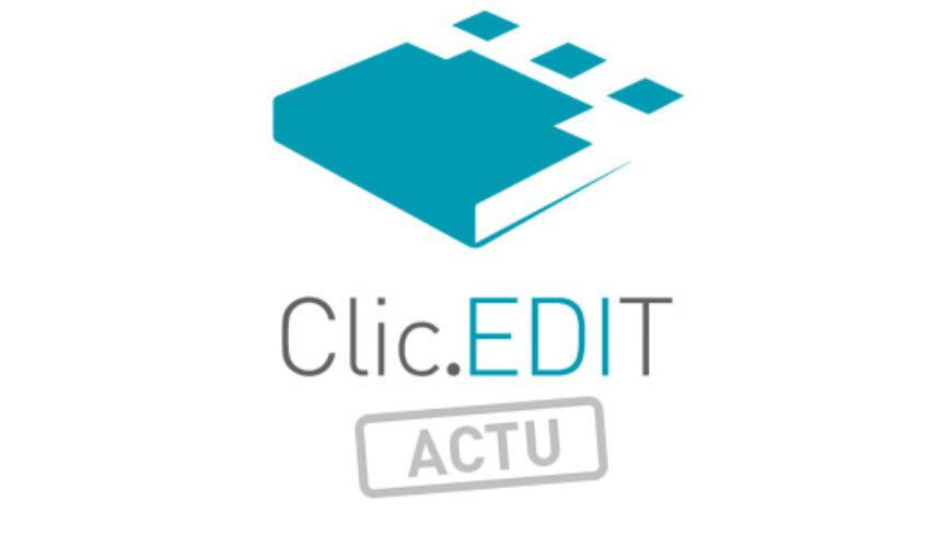 Les projets Clic.EDIt V2